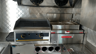 Commercial Grill Repair